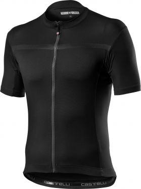 Castelli classifica short sleeve jersey black men