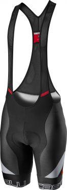 Castelli Competizione kit bibshort black/grey/red men