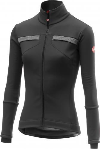Castelli Dinamica jacket black women