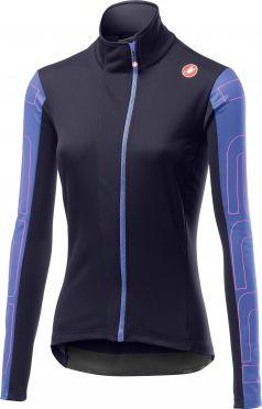 Castelli Transition 2 W cycling jacket blue woman