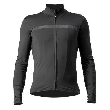Castelli Pro thermal Mid long sleeve jersey black men