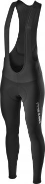 Castelli Entrata wind bibtight black men