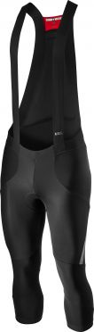 Castelli Sorpasso RoS bibknicker black/grey men