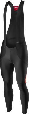 Castelli Sorpasso RoS bibtight black/red men