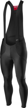 Castelli Sorpasso RoS bibtight black/grey men