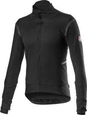 Castelli Alpha RoS 2 cycling jacket black men