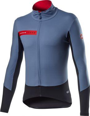 Castelli Beta RoS cycling jacket blue men