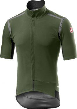 Castelli Gabba RoS jersey short sleeve green men