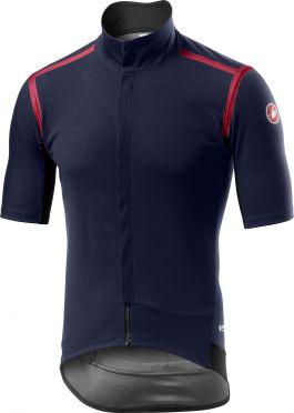Castelli Gabba RoS jersey short sleeve blue men