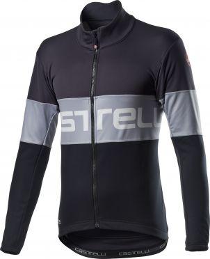 Castelli Prologo cycling jacket gray men