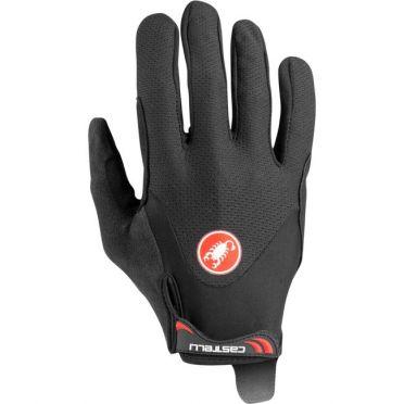 Castelli Arenberg gel LF glove black men