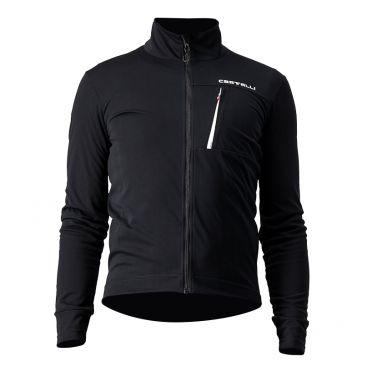 Castelli GO cyling jacket black men