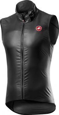 Castelli Aria cycling vest sleeveless grey women