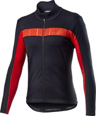 Castelli Motrirolo VI cycling jacket black men