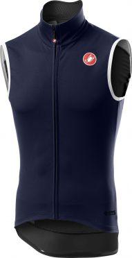 Castelli Perfetto RoS vest sleeveless blue men