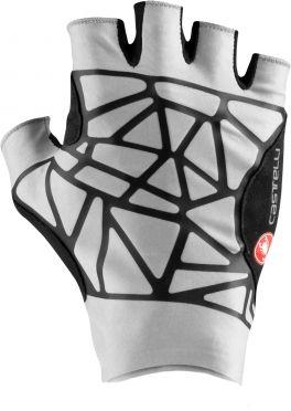 Castelli Icon Race gloves silvergrey men