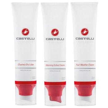 Castelli Linea Pelle combo pakket (3 x 100ml)