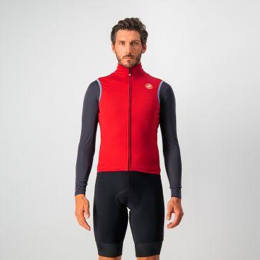Castelli Perfetto RoS Vest jersey red men