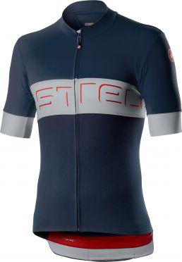 Castelli Prologo VI jersey blue/grey men