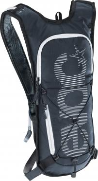Evoc CC 3L + 2L bladder backpack black