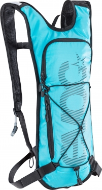 Evoc CC 3L + 2L bladder backpack blue
