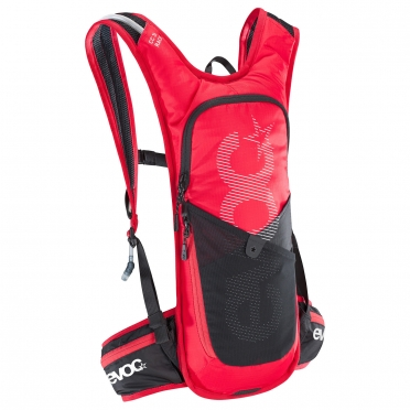 Evoc CC 3L race + 2L bladder / red-black