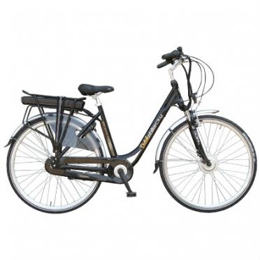 Dutchebike electric ladies bike city black