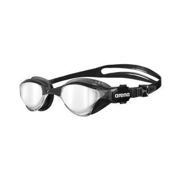 Arena Cobra Tri mirror triathlon goggles Silver/black