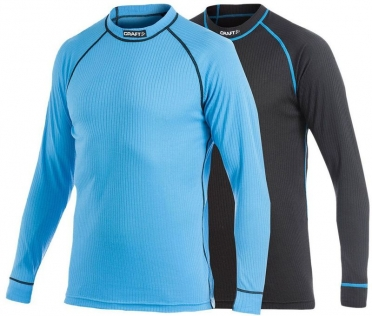 Craft Active Multi 2-pack top light blue/black men