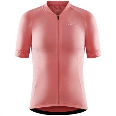 Craft Advanced Endurance jersey SS pink woman