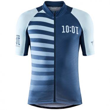 Craft Advanced HMC Endurance Graphic jersey SS blue