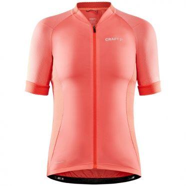 Craft Advanced Endurance Lumen jersey SS pink woman
