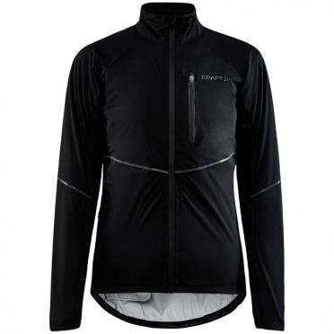 Craft Advanced Endurance Hydro jacket black women
