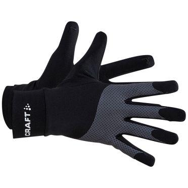 Craft Advanced Lumen Fleece gloves black