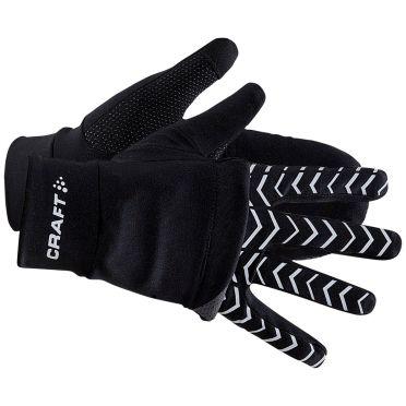 Craft Advanced Lumen Hybrid gloves black