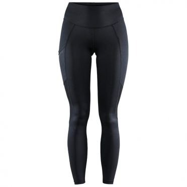 Craft Advanced Essence zip running tights black women