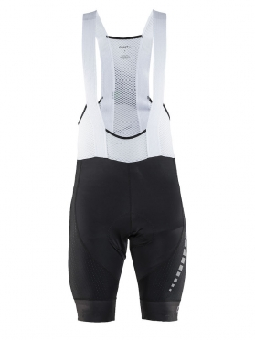 Craft Aerotech bib shorts black/white men