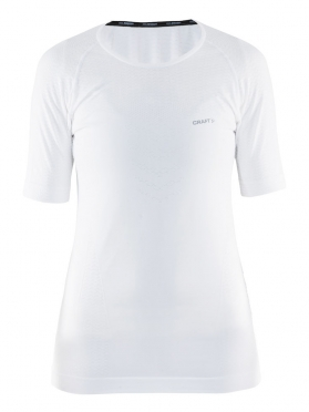 Craft Cool Intensity short sleeve baselayer white women