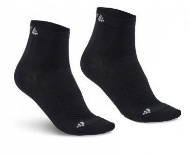 Craft Cool Mid socks Black 2-Pack