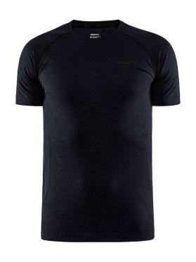 Craft Core Dry Active Comfort short sleeve baselayer black men