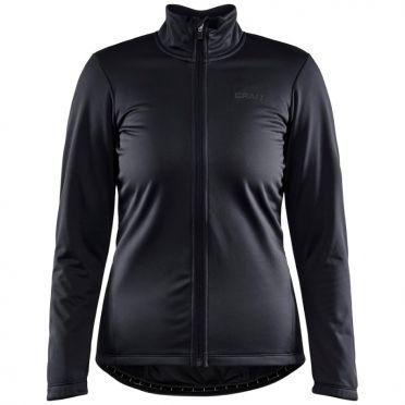 Craft Core Ideal 2.0 cycling jacket black women