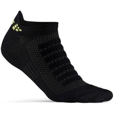 Craft Advanced Dry mid Shaftless socks black