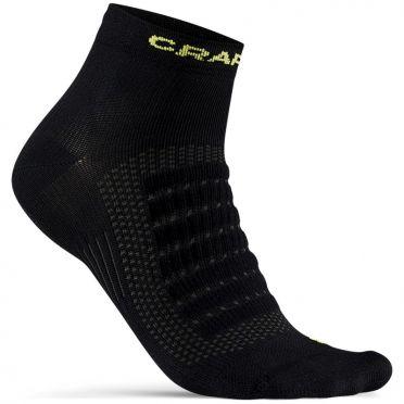 Craft Advanced Dry mid socks black