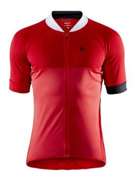 Craft Adopt cycling jersey red men