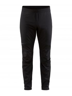 Craft Glide full zip cross country pants black men