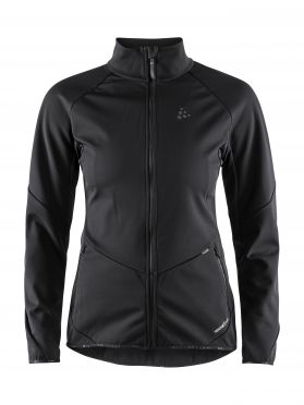 Craft Glide cross country jacket black women