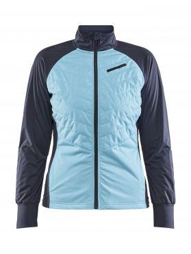 Craft Storm balance cross-country ski jacket blueblack women