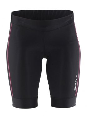 Craft Motion cycling shorts black/pink women