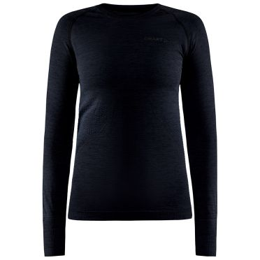 Craft Core Dry Active Comfort Long Sleeve Black Woman
