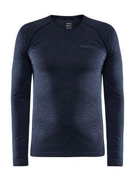 Craft Core Dry Active Comfort long sleeve baselayer blue men